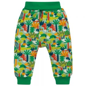 Frugi Jungle Parsnip Pants