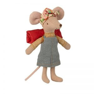 Maileg Hiking Mouse – Big Sister