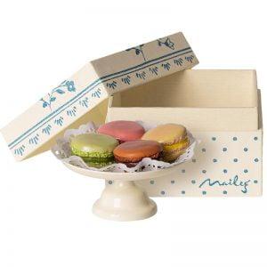 Maileg Macaron et Chocolat Chaud