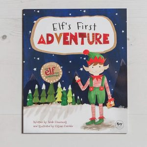 Elf First Adventure Christmas Story