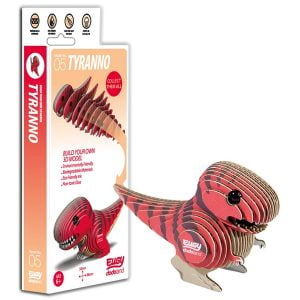 Eugy T-Rex 3D Craft Kit