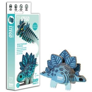 Eugy Stegosaurus 3D Craft Kit