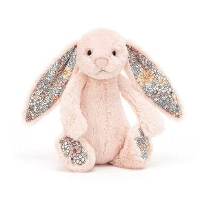 Jellycat Bashful Blossom Blush Bunny Small