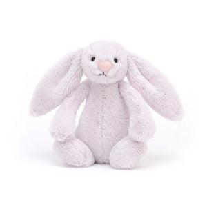 Jellycat Bashful Lavender Bunny Small