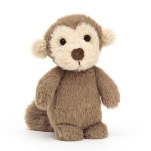 Jellycat Fluffy Monkey