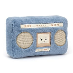 Jellycat Wiggedy Boombox – Musical