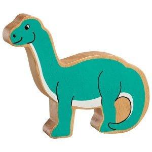 Lanka Kade Wooden Dinosaurs – Diplodocus