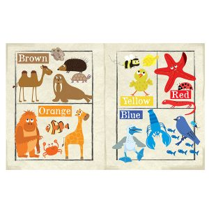 Nursery Times Crinkly Newspaper – Colourful Creatures