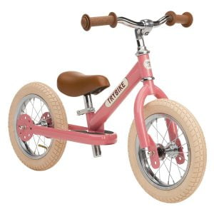 Trybike Steel Vintage Pink