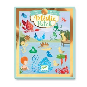 Djeco Artistic Patch Foil Collages – Shores