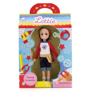 STEM Doll Young Inventor Lottie