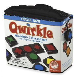 Qwirkle – Travel Size