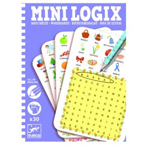 Djeco Mini Logix – Word Search