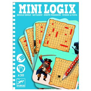 Djeco Mini Logix – Battleship