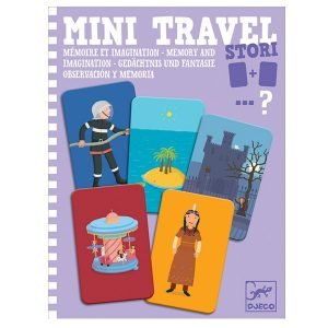 Djeco Mini Travel Story Game