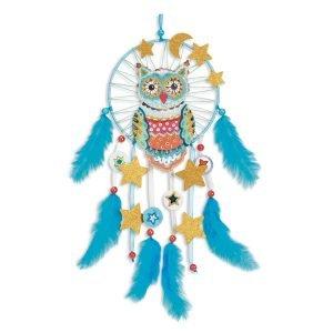 Djeco DIY Dreamcatcher – Golden Owl
