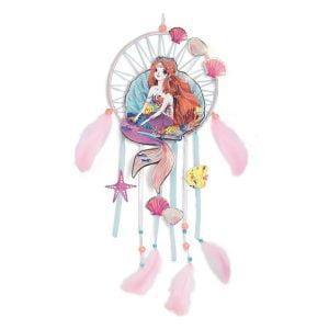 Djeco DIY Dreamcatcher – Gentle Mermaid