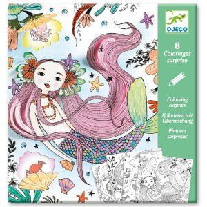 Djeco Colouring Surprise – Under the Ocean