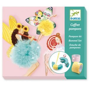 Djeco Fairy Pompom Kit