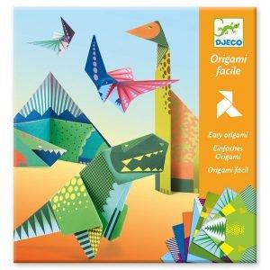 Djeco Easy Origami Dinosaurs