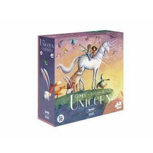 Londji My Unicorn Glitter Puzzle