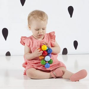Manhattan Toys Classic Baby Beads