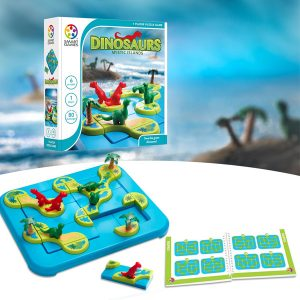 Smart Games Dinosaurs – Mystic Islands