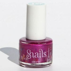 Snails Play Washable Nail Varnish Raspberry Pie