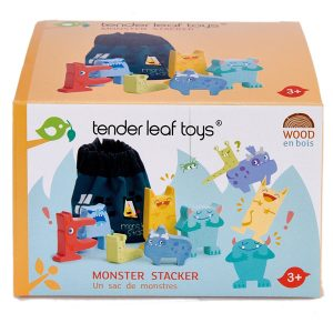 Tender Leaf Monster Stacker