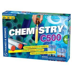 Thames and Kosmos Chemistry C500