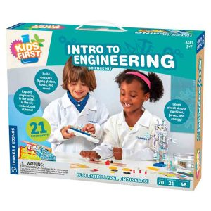 Thames and Kosmos Intro To Engineering