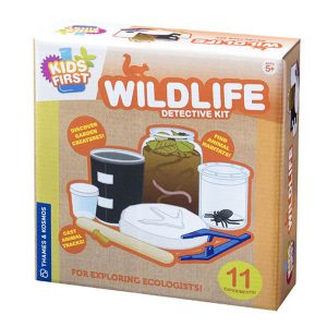 Kids First Wildlife Detective