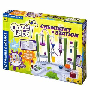 Thames and Kosmos Ooze Labs: Chemistry Station