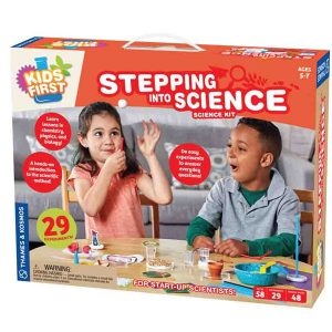 Thames and Kosmos Stepping Into Science Kit