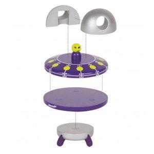 Janod UFO Magnet Kit Small