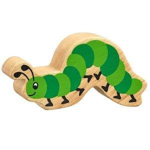 Lanka Kade Wooden Animals – Caterpillar