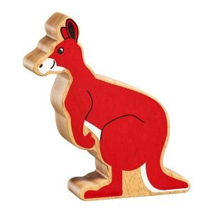 Lanka Kade Wooden Animals – Kangaroo