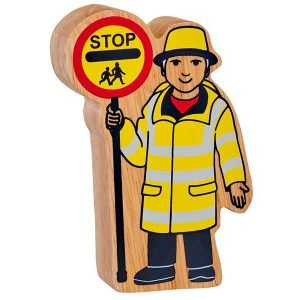 Lanka Kade Wooden People Who Help Us – Lollypop Person