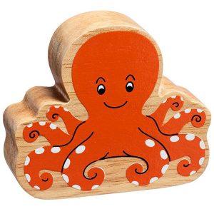 Lanka Kade Wooden Animals – Octopus