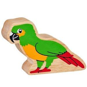 Lanka Kade Wooden Animals – Parrot