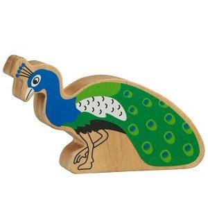 Lanka Kade Wooden Animals – Peacock