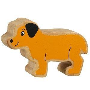 Lanka Kade Wooden Animals – Puppy