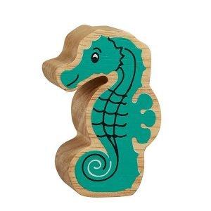 Lanka Kade Wooden Animals – Seahorse