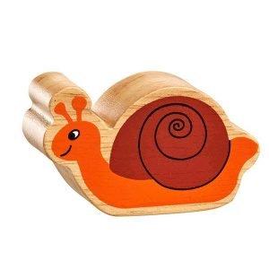 Lanka Kade Wooden Animals – Snail