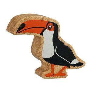 Lanka Kade Wooden Animals – Toucan