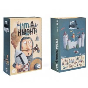 Londji I'm A Knight 100pc Puzzle