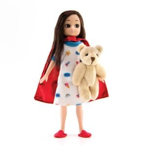 Lottie Doll Hospital Doll – True Hero