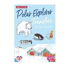 Scribble Down Transfers – Polar Explorer