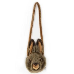Wild and Soft Lewis the Hare Shoulder Bag