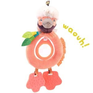 Moulin Roty Dans La Jungle Paloma Teether Rattle
